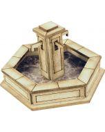 Bouwpakket HO/OO: Stenen fontein - Metcalfe - PO522