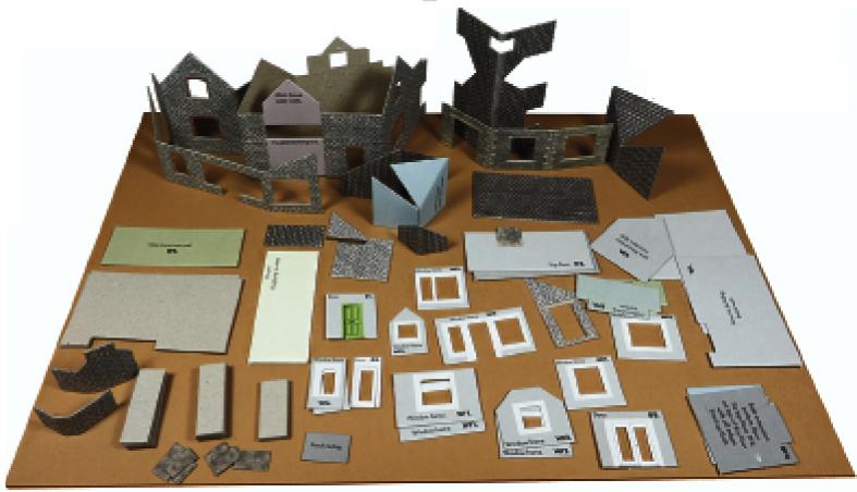 bowuplaats voorbeeld Metcalfe bouwpakketten