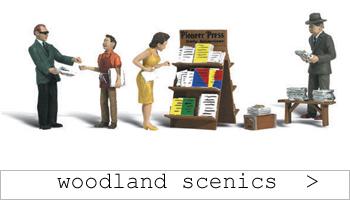 Woodland Scenics bestellen bij engelsmodelspoor.shop