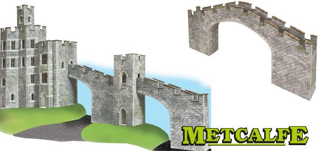 Kasteelbrug Metcalfe: tijdelijk 25% korting