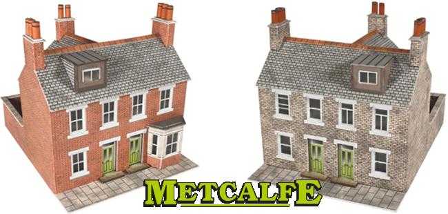 Metcalfe vernieuwde schaal N modellen